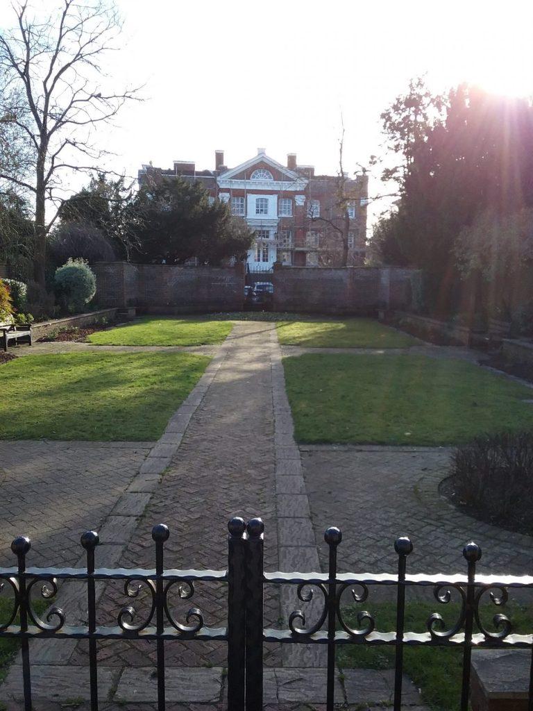 May Balfour Gardens