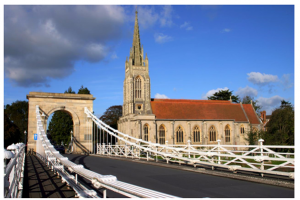 Further improvements to Marlow Bridge