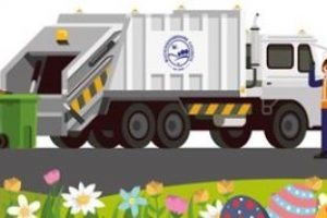 Easter Bank Holiday bin collections across Buckinghamshire