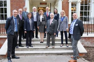 New Town Council meets for first time