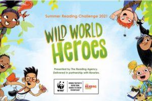 Buckinghamshire Libraries launches this year's Summer Reading Challenge