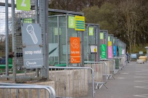 Household recycling centres switch to winter hours